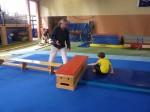 Rencontre de gymnastique